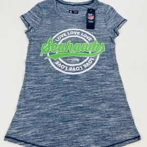 Team NFL Youth Girls T Shirt Size 16